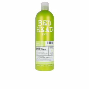 Moisturizing shampoo BED HEAD urban anti-dotes re-energize shampoo Tigi