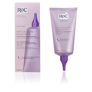 Cellulite-Creme & Behandlungen ANTI-CELLULITE MICRO-ACTIF concentré action Roc