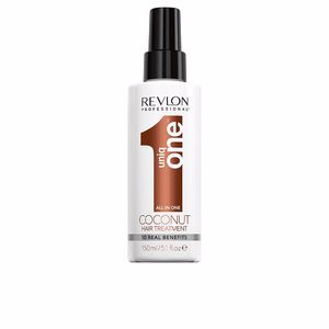 Produto para desembaraçar cabelo UNIQ ONE COCONUT all in one hair treatment Revlon