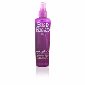 Hair styling product BED HEAD maxxed out massive hold hairspray Tigi