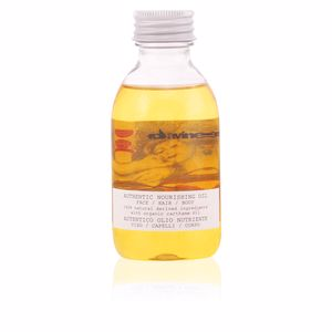 Body moisturiser AUTHENTIC nourishing oil face, hair and body
