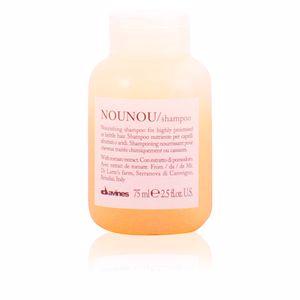 Feuchtigkeitsspendendes Shampoo NOUNOU shampoo Davines