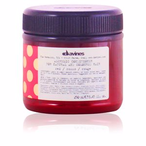 Conditioner for colored hair ALCHEMIC conditioner #red Davines