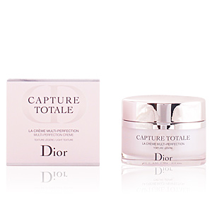 Anti aging cream & anti wrinkle treatment CAPTURE TOTALE MULTI-PERFECTION creme light texture Dior