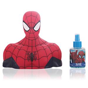 SPIDERMAN figura hucha edc vaporizador 100 ml
