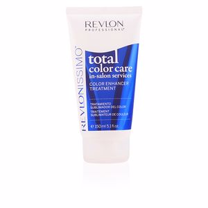 Hair color treatment TOTAL COLOR CARE enhancer treatment Revlon