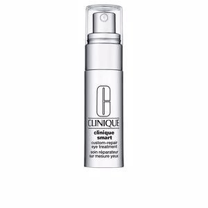 Dark circles, eye bags & under eyes cream - Eye contour cream SMART curtom-repair eye tratment Clinique