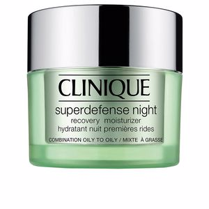 Tratamiento Facial Hidratante SUPERDEFENSE NIGHT recovery moisturizer III/IV Clinique
