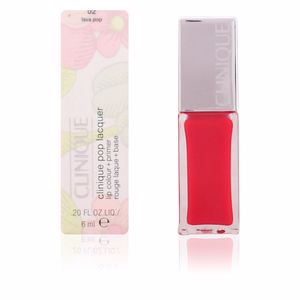Lipsticks POP LACQUER lip colour + primer Clinique