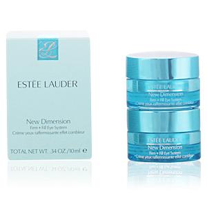 Eye contour cream NEW DIMENSION firm + fill eye sistem Estée Lauder