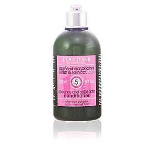 AROMACHOLOGY après-shampooing éclat&couleur bouteille 250 ml