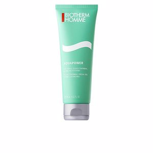 Limpeza facial HOMME AQUAPOWER oligo-thermal cleanser Biotherm