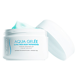 Body moisturiser AQUA-GELÉE ultra fresh body replenisher Biotherm