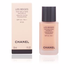 Base de maquillaje LES BEIGES teint belle mine naturelle SPF25 Chanel