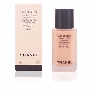 Base maquiagem LES BEIGES teint belle mine naturelle SPF25 Chanel