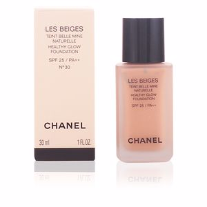 Foundation Make-up LES BEIGES teint belle mine naturelle SPF25