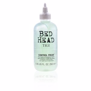 Hair styling product BED HEAD frizz control & straightener serum Tigi