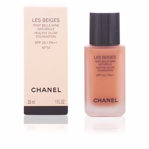 Base maquiagem LES BEIGES teint belle mine naturelle SPF25 Chanel