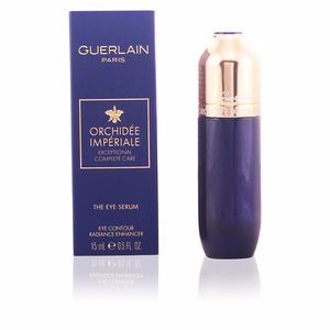 Dark circles, eye bags & under eyes cream ORCHIDÉE IMPÉRIALE the eye serum Guerlain