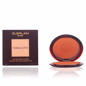 Guerlain, TERRACOTTA bronzing powder #03-naturel brunettes 10 gr