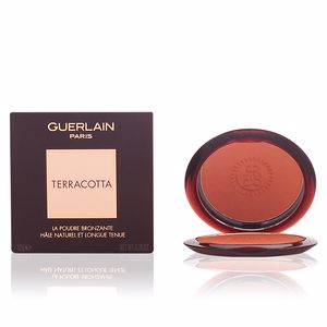 TERRACOTTA bronzing powder #05-moyen brunettes