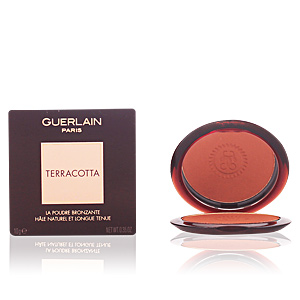 TERRACOTTA bronzing powder #09-intense