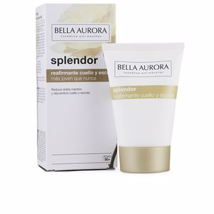 Halscreme & Behandlungen SPLENDOR 10 reafirmante cuello y escote Bella Aurora