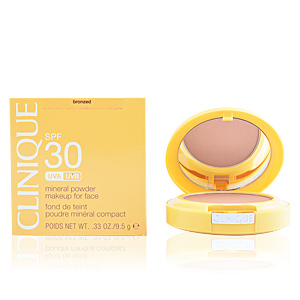 Compact powder MINERAL POWDER SPF30 Clinique