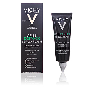 Traitements et crèmes anti-cellulite CELLU DESTOCK serum flash Vichy