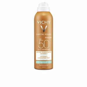 Corporales IDÉAL SOLEIL brume hydratante invisible SPF50 Vichy