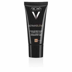 Foundation makeup DERMABLEND fond de teint correcteur SPF35 Vichy