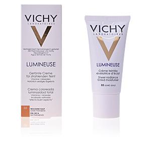 BB Crème LUMINEUSE crème teintée révélatrice d'éclat peaux sèche Vichy