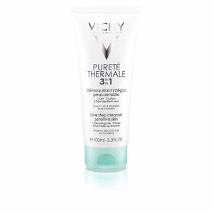 Make-up remover PURETÉ THERMALE 3en1 démaquillant integral peaux sensible Vichy