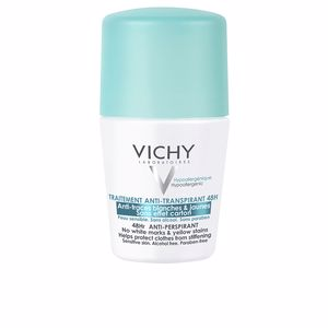 Desodorizantes DEO traitement anti-transpirant 48h roll-on Vichy