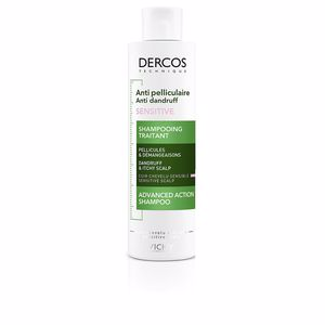 Shampoo antiforfora DERCOS Anti-Pelliculaire Sensitive shampooing traitant Vichy