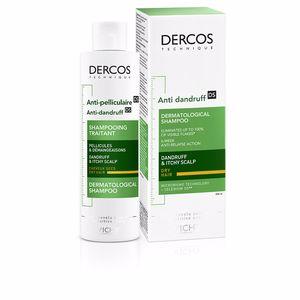 Champú anticaspa DERCOS anti-pelliculaire secs shampooing traitant Vichy