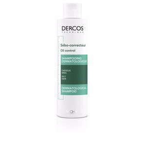 Champú purificante DERCOS Sebo-Correcteur shampooing traitant Vichy