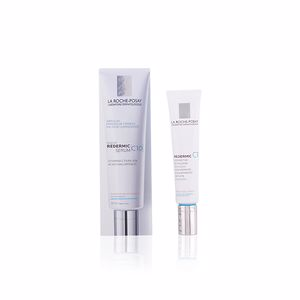 Skin tightening & firming cream  REDERMIC C10 serum La Roche Posay