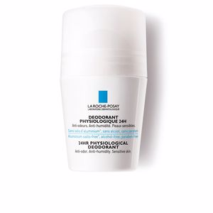 La Roche Posay, DEODORANT PHYSIOLOGIQUE 24h peaux sensibles roll on 50 ml