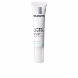 Dark circles, eye bags & under eyes cream SUBSTIANE+ soin anti-age reconstituant fondamental yeux La Roche Posay