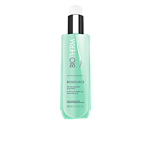 Biotherm, BIOSOURCE purifiying & make-up removing milk 200 ml