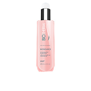 Biotherm, BIOSOURCE softening & make-up removing milk 200 ml
