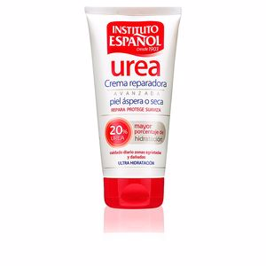 Foot cream & treatments UREA 20% crema reparadora piel áspera o seca Instituto Español