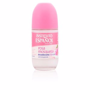 Deodorant ROSA MOSQUETA desodorante roll-on Instituto Español