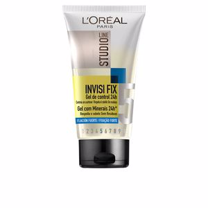 Hair styling product STUDIO LINE invisi fix gel nº 5 L'Oréal París