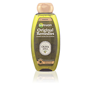 ORIGINAL REMEDIES champú oliva mítica 400 ml