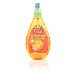 Hair moisturizer treatment FRUCTIS HIDRA LISO 72H aceite milagroso Garnier