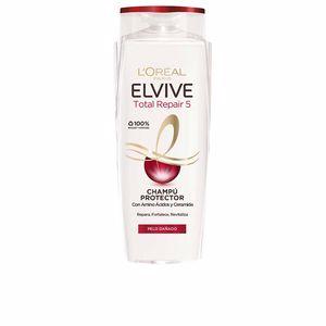 Moisturizing shampoo ELVIVE total repair 5 champú reconstituyente L'Oréal París
