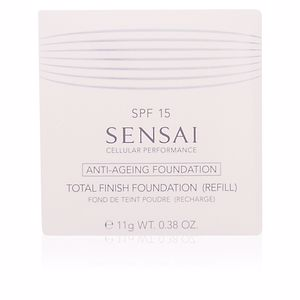 Foundation makeup SENSAI CELLULAR PERFORMANCE TOTAL FINISH anti-ageing foundation refill Kanebo Sensai