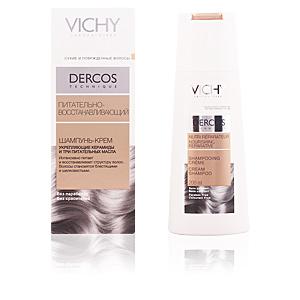 Shampooing anti-casse DERCOS nutri-reparateur shampoing créme Vichy
